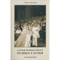 Le Concile œcuménique Vatican II