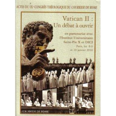 Vatican II  un débat à ouvrir