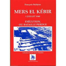 François Beltjens - Mers el Kébir 3 juillet 1940