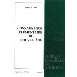 Connaissance élémentaire du Nouvel Age