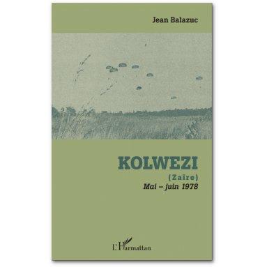 Jean Balazuc - Kolwezi mai - juin 1978