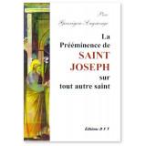 La prééminence de saint Joseph sur tout autre saint