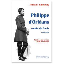 Philippe Gandouly - Philippe d'Orléans