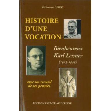 Histoire d'une vocation