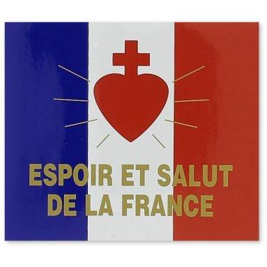Drapeau français - Intérieur