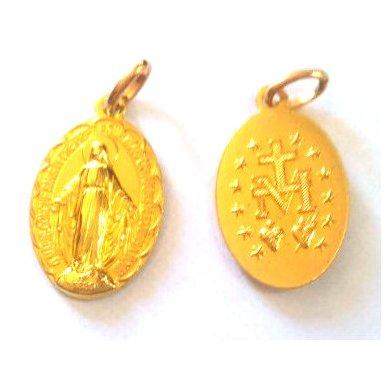 Médaille miraculeuse dorée
