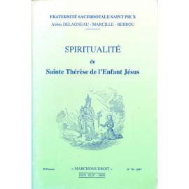 Abbé Alain Delagneau - Spiritualité de sainte Thérèse de l'Enfant Jésus