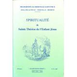 Spiritualité de sainte Thérèse de l'Enfant Jésus