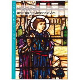 Le Rosaire avec sainte Jeanne d'Arc
