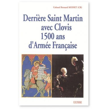 Derrière saint Martin avec Clovis