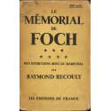 Le mémorial de Foch