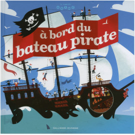 Jean-Michel Billioud - A bord du bateau pirate