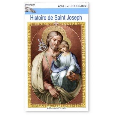 J.J. Bourrasse - Histoire de saint Joseph