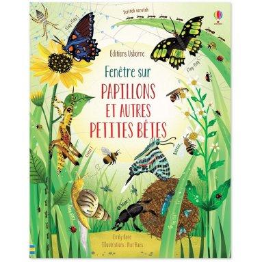 Emily Bone - Fenêtre sur papillons et autres petites bêtes