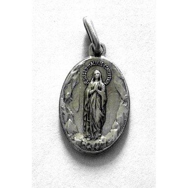 Médaille de la Vierge de Lourdes