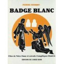Badge Blanc