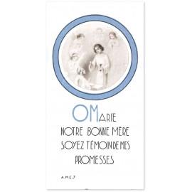 A.M.C. - O Marie notre bonne mère - Fille Jésus enfant
