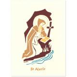 Saint Alaric carte double