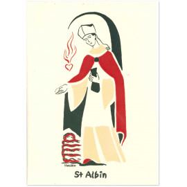 saint Albin Carte double