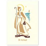 Saint Armel Carte double