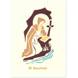 Saint Anatole Carte double