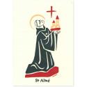 Saint Aimé Carte double