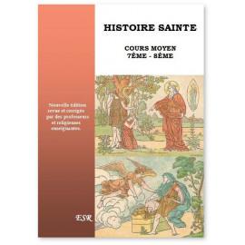 Histoire Sainte CM 1 & CM