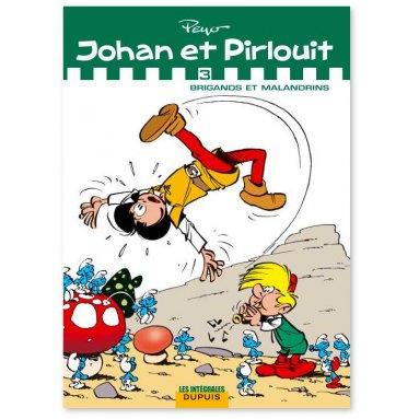 Peyo - Johan et Prilouit Intégrale 3