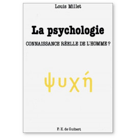 Louis Millet - La psychologie