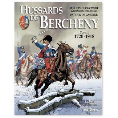 Patrick de Gmeline - Hussards de Bercheny 1720-1918
