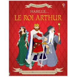 Habille... le roi Arthur