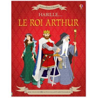 Struan Reid - Habille... le roi Arthur