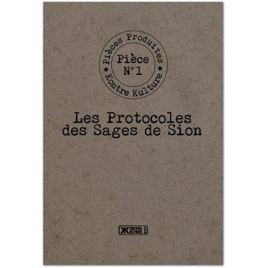Alfred Gilder - Les Protocoles des Sages de Sion