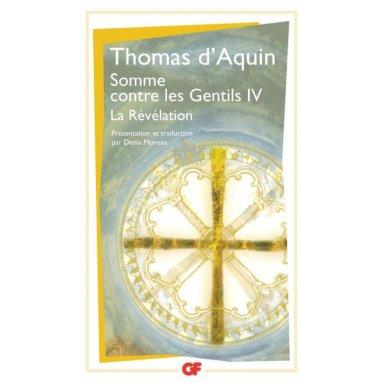 Saint Thomas d'Aquin - Somme contre les Gentils