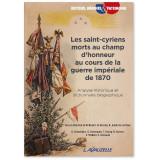 Les saint-cyriens morts au champ d'honneur au cours de la guerre impériale de 1870