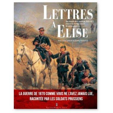 Jean-Louis Spieser - Lettres à Elise