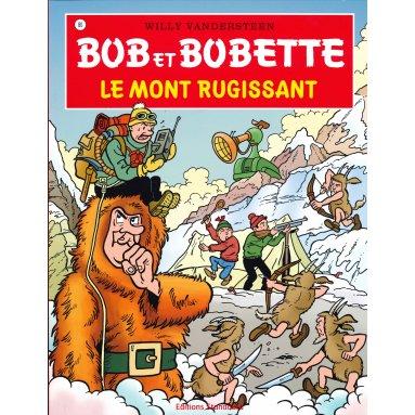 Willy Vandersteen - Le Mont rugissant