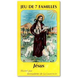 Jeu des 7 familles Jésus