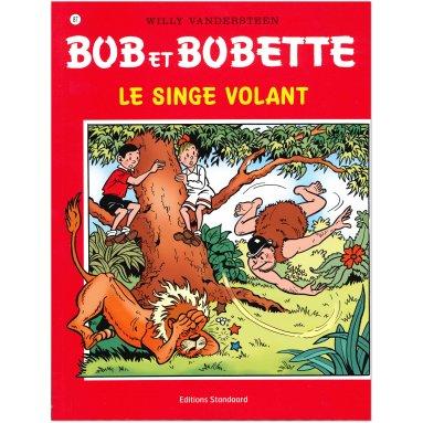 Willy Vandersteen - Le singe volant