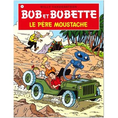 Willy Vandersteen - Le Père Moustache