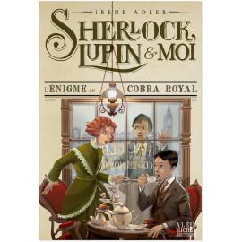 Irène Adler - Sherlock, Lupin et moi Tome 7