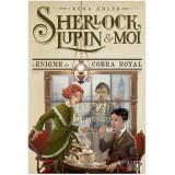 Sherlock, Lupin et moi Tome 7