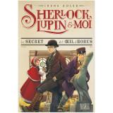 Sherlock, Lupin et moi Tome 8