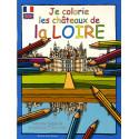 Je colorie les châteaux de la Loire