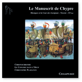 Le Manuscrit de Chypre