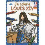 Je colorie Louis XIV