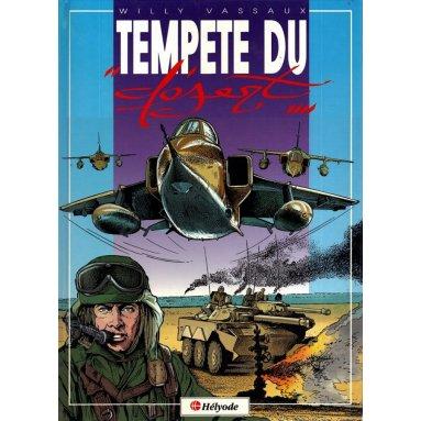 Willy Vassaux - Tempête du désert