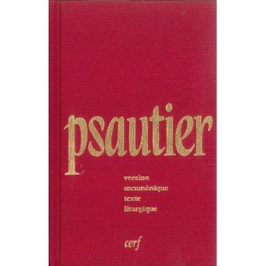 Psautier Version oecuménique