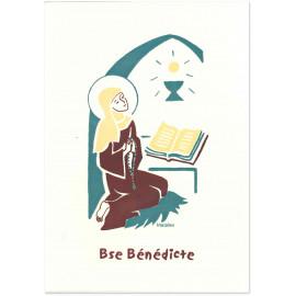 Bénédictines de Vénières - Bienheureuse Bénédicte