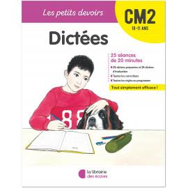 Pierre Tribouillard - Dictées CM2